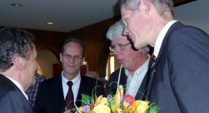 Grün GmbH gratuliert Dr. Niemann
