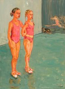 Bruno Griesel, Die Ballettstunde