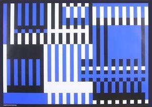 Joseph Albers, Aufwärts. Plakat