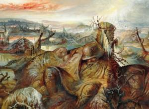 Otto Dix_Flandern