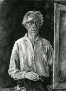 Otto Nagel, Der alte Maler. 1963
