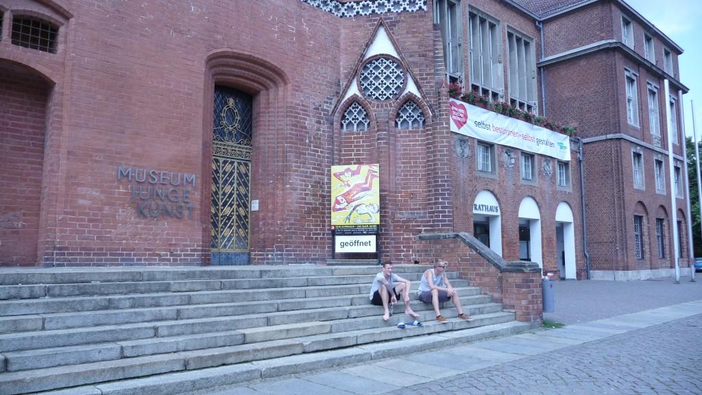 Dunkel Museum Frankfurt