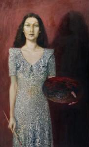 Christine Braun, Junge Frau 1986 (484x800)