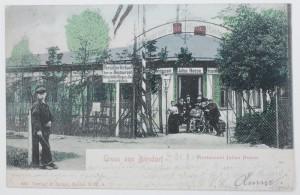 Bahnhofsgaststätte Heese 1911