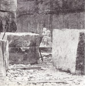 Besinnliche im Steinbruch