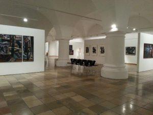 Museum Junge Kunst innen