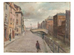 Otto Nagel, Friedrichsgracht. 1942