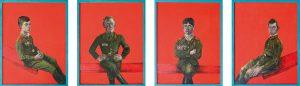 Sowjetische Soldaten 1987
