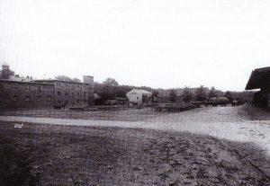 Gutshof Biesdorf Ende 19. Jh.