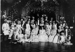 Kostümfest 1907