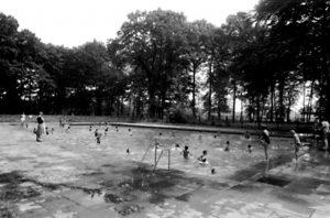 Plansche Schlosspark