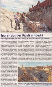 Ausgrabungen Gut 2017